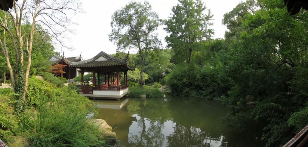 Pavillon am Tiger Hill